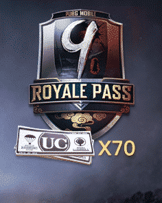 Royale Pass Pack (Season 9)
